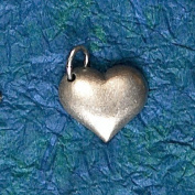 Hampshire Pewter - Valentine Heart Charm