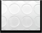 130cm - 2.5cm Epoxy Dots for Bottle Caps Resin Drops Clear
