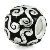 Ohm Beads Enamel Coils European Bead