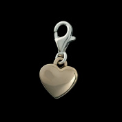 Thomas Sabo Heart Charm, Sterling Silver