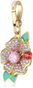 """Juicy Couture """"Spring Delivery 4 Charms"""" Flower with Lady Bug Charm"""