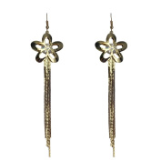 Twinkle Fashion Accessories Flowers & Strings Earrings