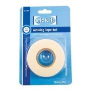 Stick it masking tape roll 18mm x 27m