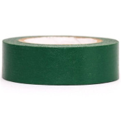 mt Washi Masking Tape deco tape solid green