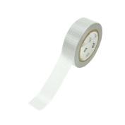 Japanese Washi Masking Tape - Grid Silver