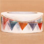 garland bunting mt Washi Masking Tape deco tape