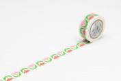 Japanese Washi Masking Tape - MT Bengt & Lotta Tulip