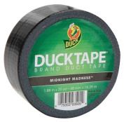 School Specialty Coloured Duct Tape - 4.8cm x 20 yards - Black