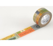 Japanese Washi Masking Tape - Messages