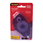 Scotch 097 0.8cm by 1.1cm Photo Splits, Applicator