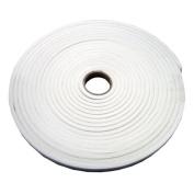 Polyethylene Cross Linked Foam Tape, 25' Length x 2.5cm Width, 0.6cm Thick