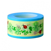 Ginko Papers Fun Tape, Lady Bugs