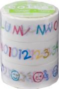 Masking tape Corte kids characters Vol 3 enter CK001