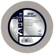 Pro Art 1.3cm by 36-Yards Metallic Tape