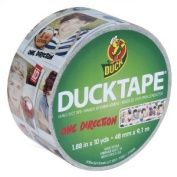 One Direction Duck Tape