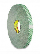3M Foam Tape 0.3cm . x 2.5cm . x 36 yd.