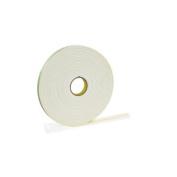 3M - 4004 Double Sided Foam Tape, 1/2 x 18 yds.