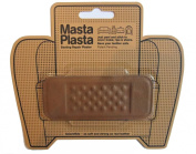 MastaPlasta Peel and Stick First-Aid Leather Repair Band-Aid for Furniture, Bandage, 3.8cm by 10cm , Tan