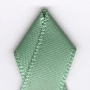Papilion R074400060577100Y .60cm . Double-Face Satin Ribbon 100 Yards - Sage Green