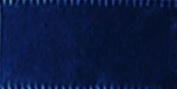 Single Face Satin Polyester 2.5cm - 1.3cm Wide By 10-yards Ribbon Spool MADE IN USA, Navy 830