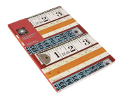 Whitbread Wilkinson Eames Sketch Pad, Tape Measures Style