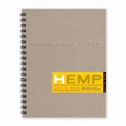 Hemp Sketch Book, Large 22cm x 28cm