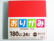 180 Sheets Origami Folding Paper