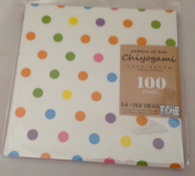 Chiyogami 'Pattern of Dots' Origami Paper 100 Sheets