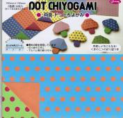 Dot Chiyogami Origami Kit