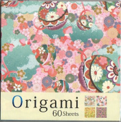 Origami Paper Traditional Japanese Pattern 60-sheets