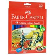 Faber-Castell Watercolour Pencils set of 48