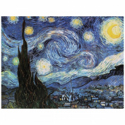 Paint By Number Artist's Collection 30cm x 41cm -Starry Night