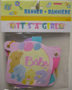 Unique Industries, Inc.-Banners/It's a Girl