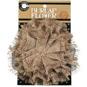 Canvas Corp - Burlap Flower