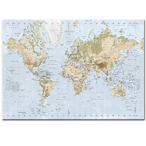 New ikea premiar world map picture with framecanvas large 140cm x new ikea premiar world map picture with framecanvas large 140cm x 200cm by ikea shop online for arts crafts in australia gumiabroncs Image collections