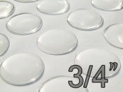 """200 Pcs. 3/4"""" - (19mm) Circle Epoxy Stickers"""