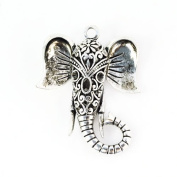 9 Pcs Per Lot different Fashion Elephant Classic Design Alloy Charms Pendant for Diy and Gift