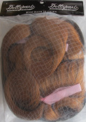Dollspart Craft DOLL or PUPPET HAIR WIG Fits SIZE 41cm STYLE 01068 Colour RED Synthetic HAIR
