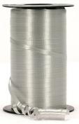 Silver Curling Ribbon - Silver Balloon Ribbon - 500 Yards