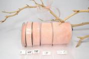 Peach Organza Sheer Ribbon-25 Yards X 1cm