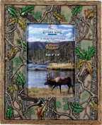 Rivers Edge Bass Picture Frame