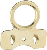 National Hardware V2521 Picture Penders in Brass