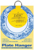 """Invisible Plate Hanger 2""""-For Plates Up To 6"""" (150mm) Diameter"""