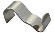 Plain Polished Nickel Picture Hook