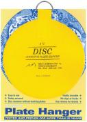 Flatiron Disc Invisible Plate Hanger, 14cm
