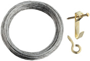 National Hardware V2546 30 lbs. Medium Duty Hanging Kits in Brass