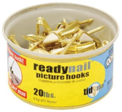 Ook/Impex Systems Group 50607 30PC 20LB Hook Tin