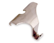 Moulding Frame Hooks Satin Nickel
