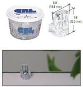 CRL 0.3cm Standard Plastic Mirror Clip - Package