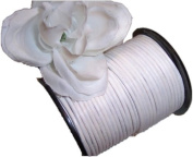 Leather Cord 2mm White